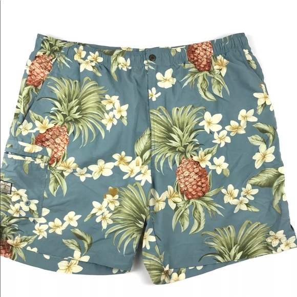 dd81435df2 Tommy Bahama swim trunks shorts Hawaiian pineapple.  M_5aecec9131a376750a20f106